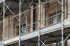צביעת מבנים