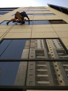 עבודות סנפלינג בגובה מכל הסוגים ברמה הגבוהה ביותר