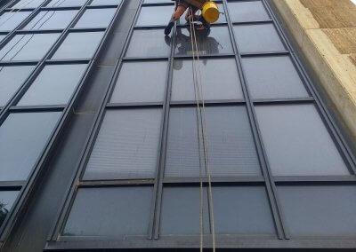 ניקוי חלונות - מרום צוק
